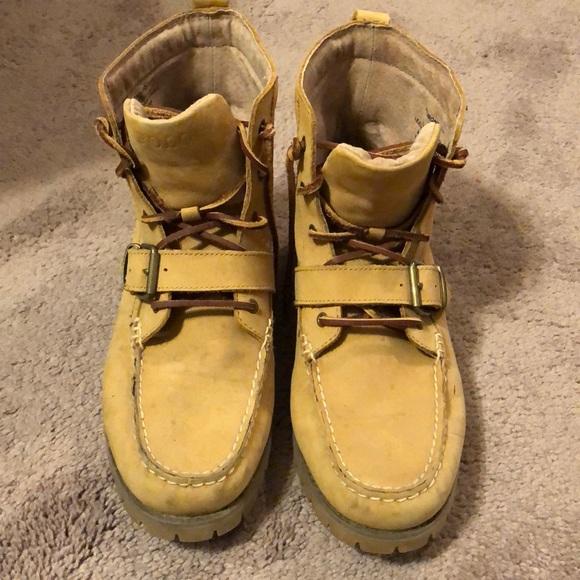 bc5740b11e1 Men's Size 10 Polo Ralph Lauren Boots
